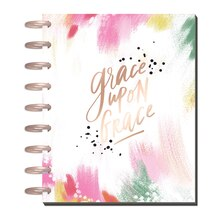 Create365 The Classic Happy Planner Faith Edition, Grace Upon Grace Front