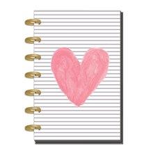 Create 365 The Mini Happy Planner, Blush Crush