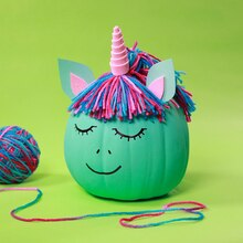 Unicorn Pumpkin, medium