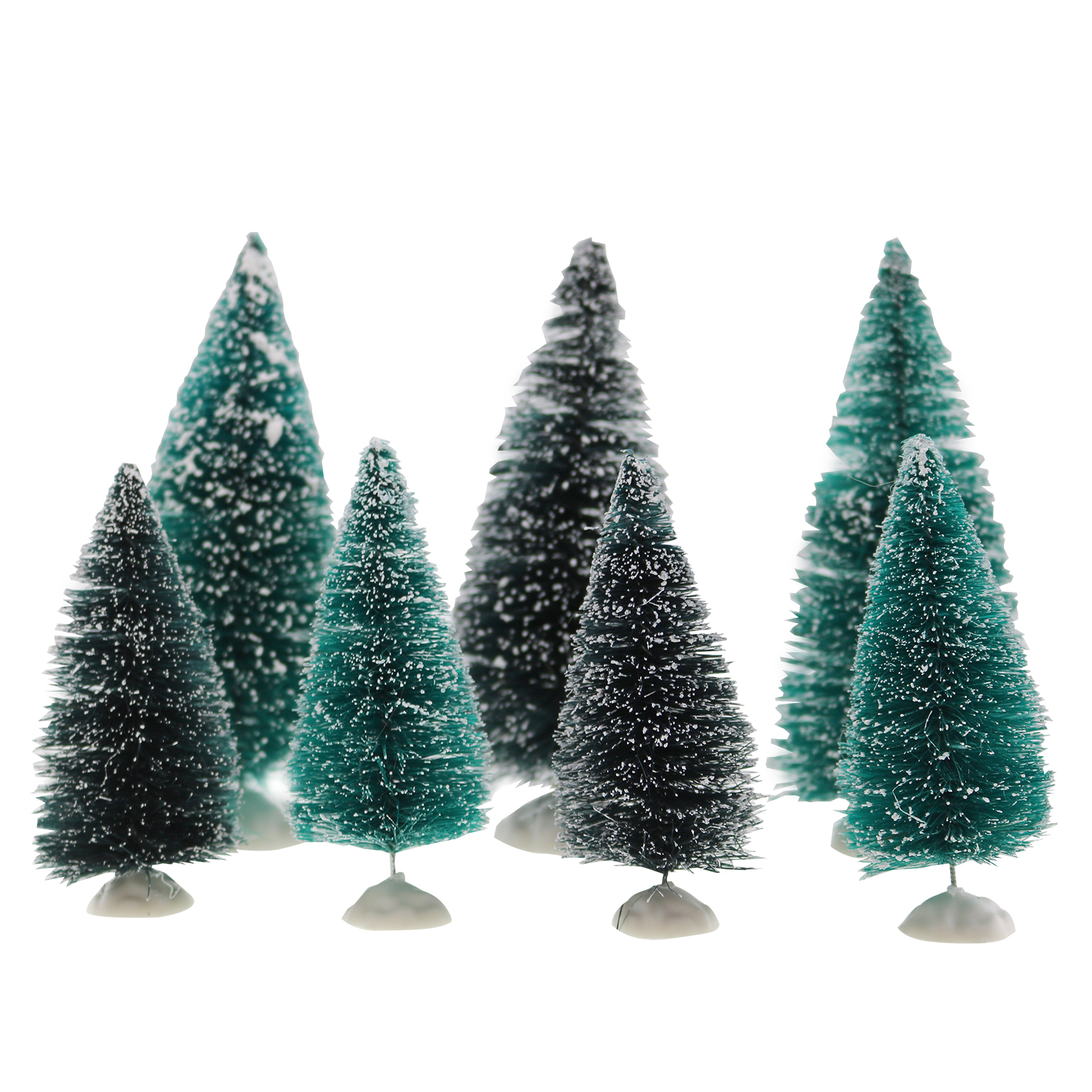 Shop for the Merry Minis Miniature Christmas Trees By Celebrate It ...