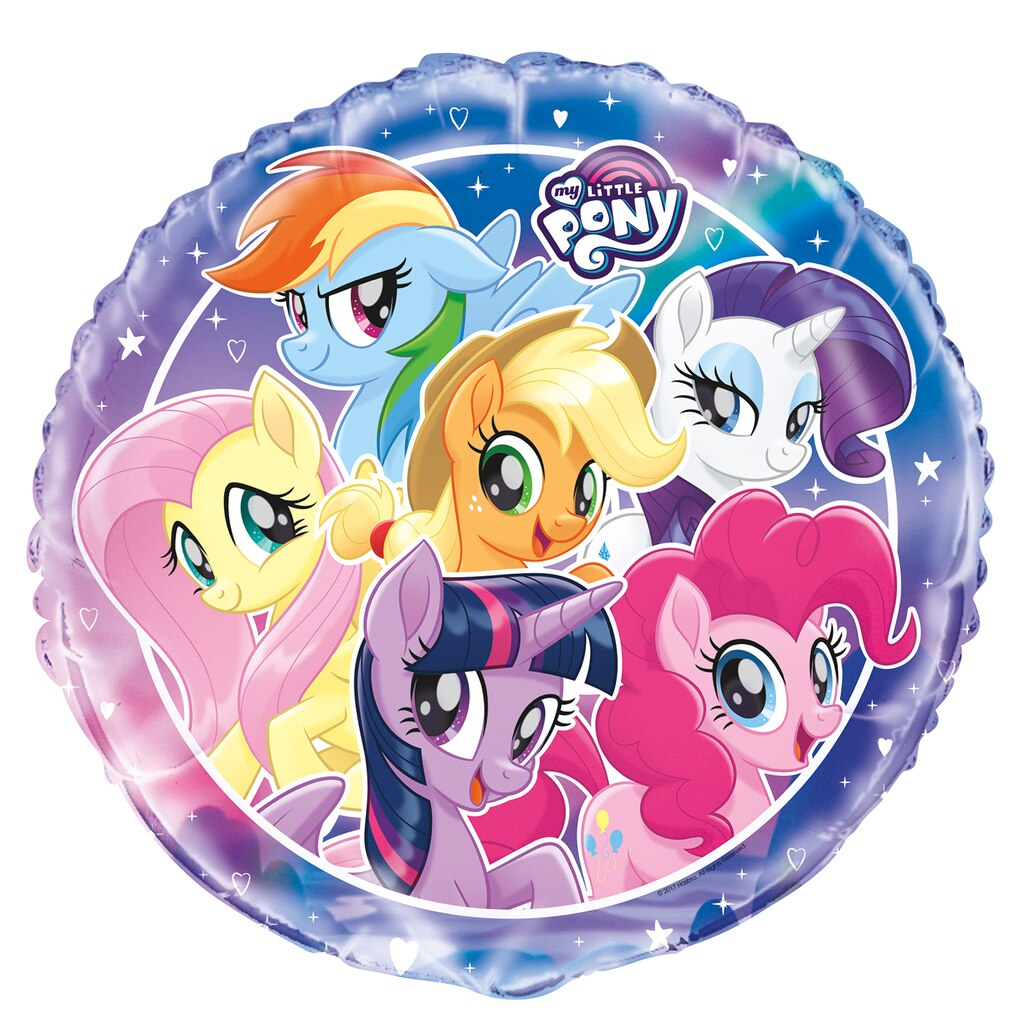 My Home Design Style Quiz My Little Pony Party Balloon My Little Pony Party