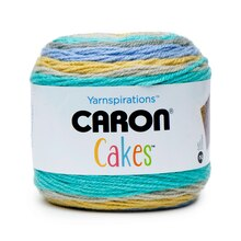 Caron Cakes Yarn, Banana Bread