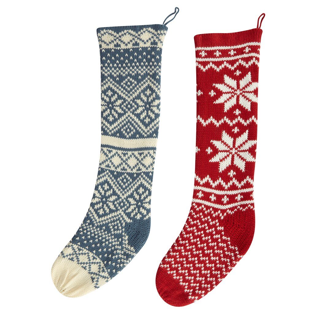 Find the assorted fair isle stocking by ashland at michaels bankloansurffo Choice Image