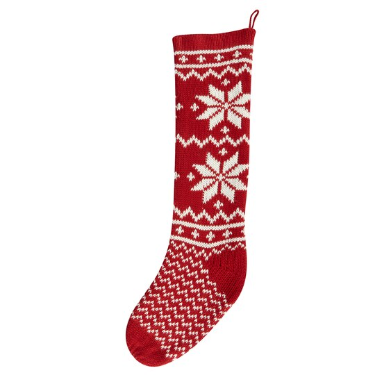 Find the Assorted Fair Isle Stocking By Ashland® at Michaels