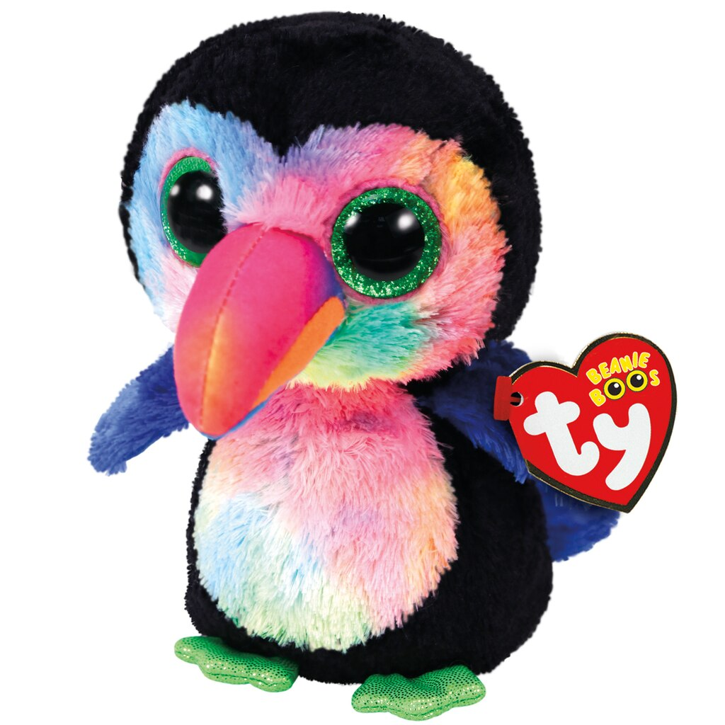 Find The Ty Beanie Boo S Beaks Toucan Regular At Michaels