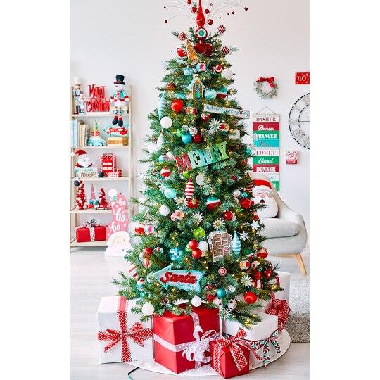 Jingle Jolly Way Christmas Tree