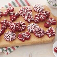 Red Velvet Spritz Cookies, medium