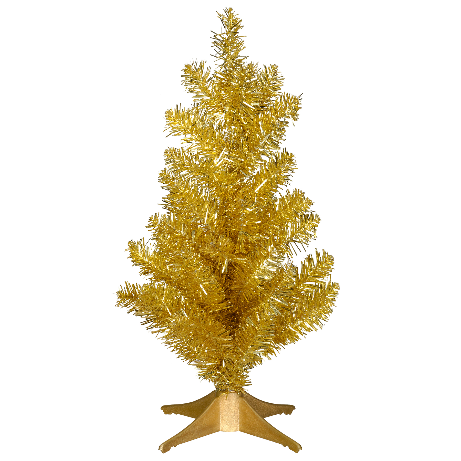 Buy The Gold Mini Christmas Tree By Celebrate It� At Michaels