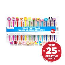 Pencil Party Pack By Creatology, 48pcGift