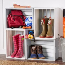 Crate Shoe Holder, medium