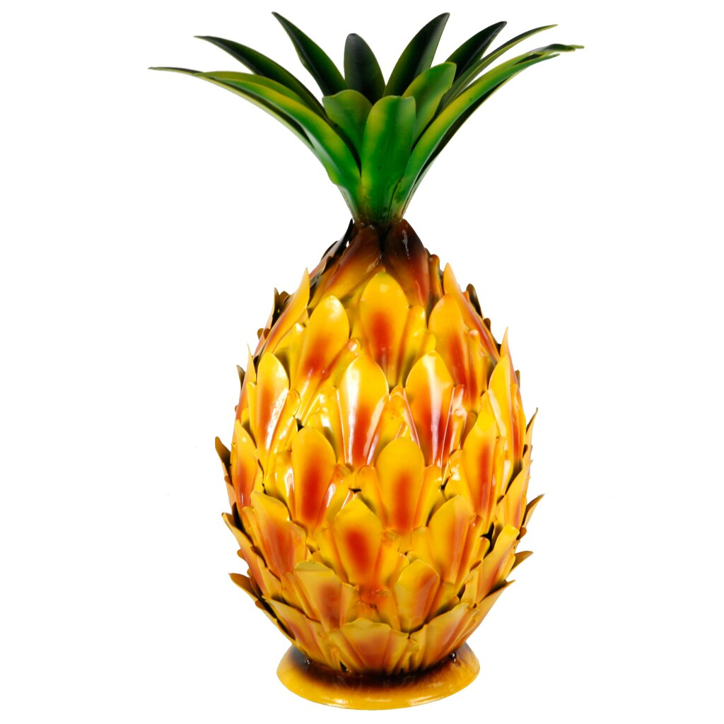 Find the Metal Pineapple Decor Accent By Ashland® at Michaels