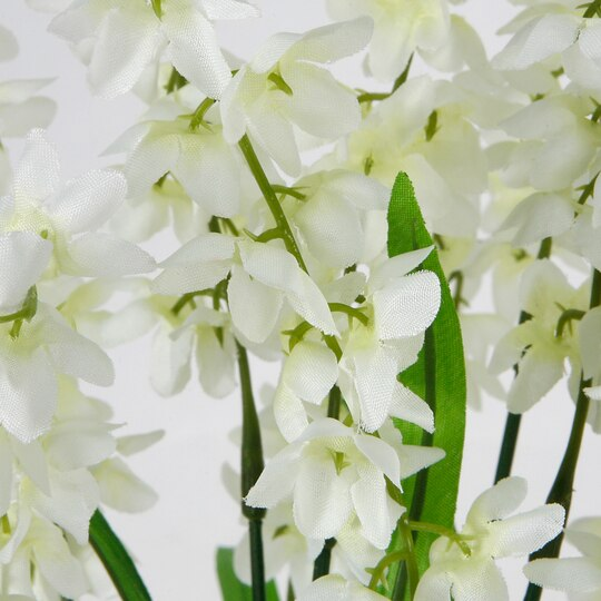 Buy the white bell flower bush by ashland at michaels white bell flower bush by ashland white bell flower bush by ashland close up mightylinksfo Choice Image