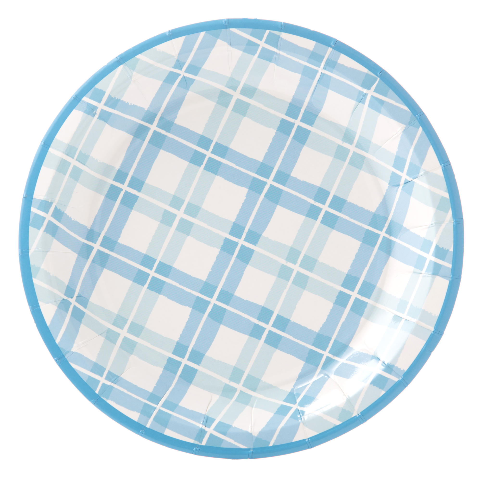 Martha Stewart Blue Ombre Paper Plates 7.5   sc 1 st  Michaels Stores & Find the 7.5