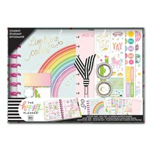 Create 365 The Classic Happy Planner Neon Dreams Student Box Kit