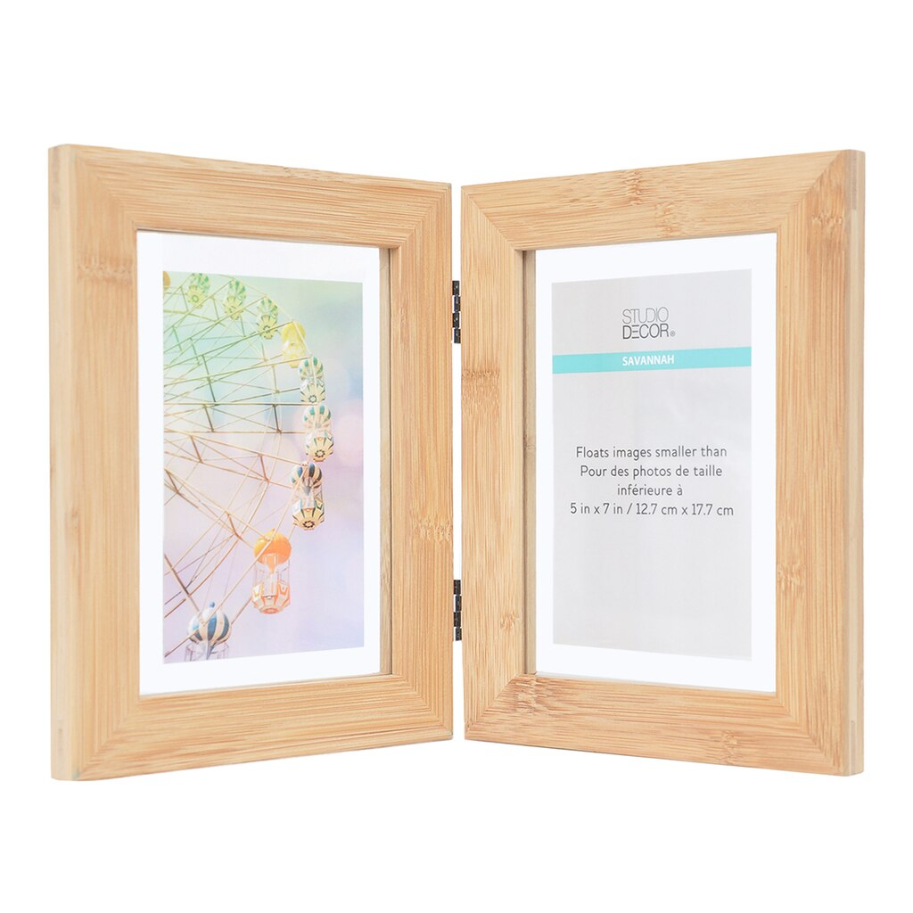 Shop for the Bamboo Hinged Frame, 5\